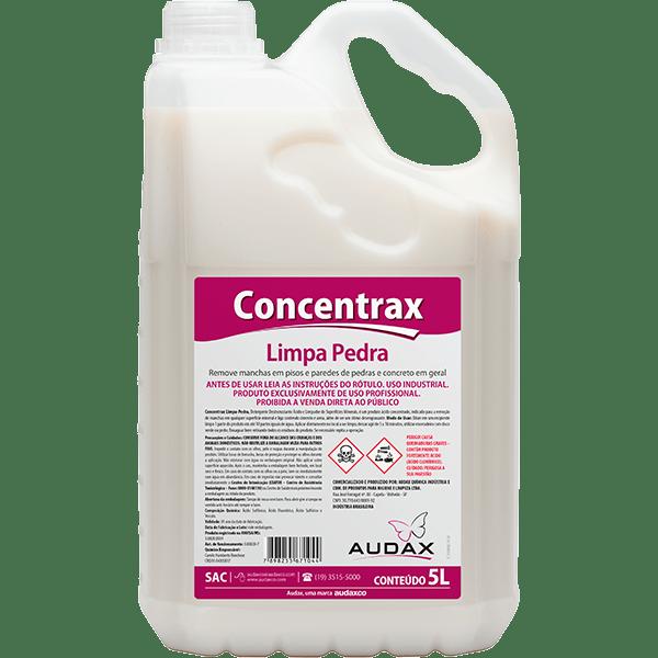 Limpa Pedras 5 Litros Audax Concentrax