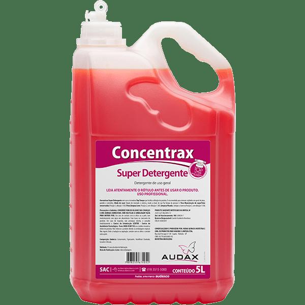 Detergente Super Concentrado 5 Litros Audax Concentrax