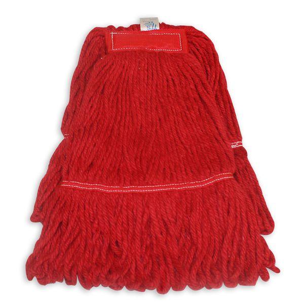 Refil Mop Água Algodão 300gr Alta Temperatura com Fita Vermelha TTS