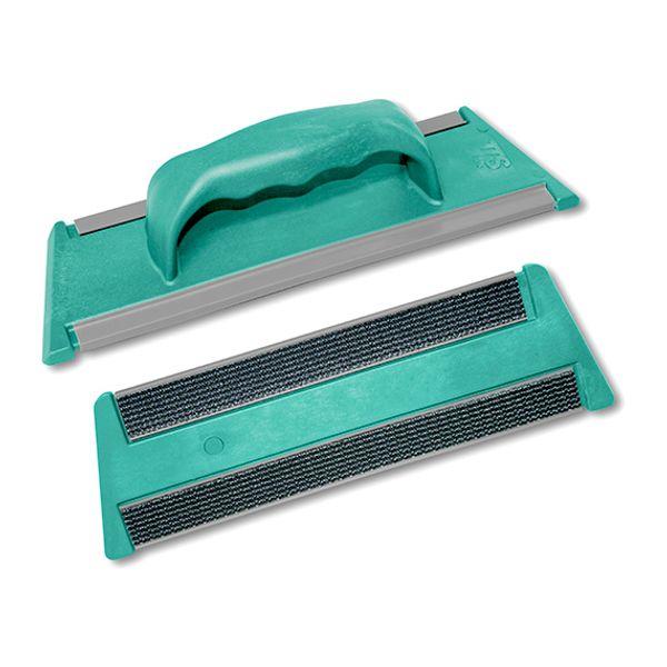 Suporte Manual em Velcro 30cm Verde TTS