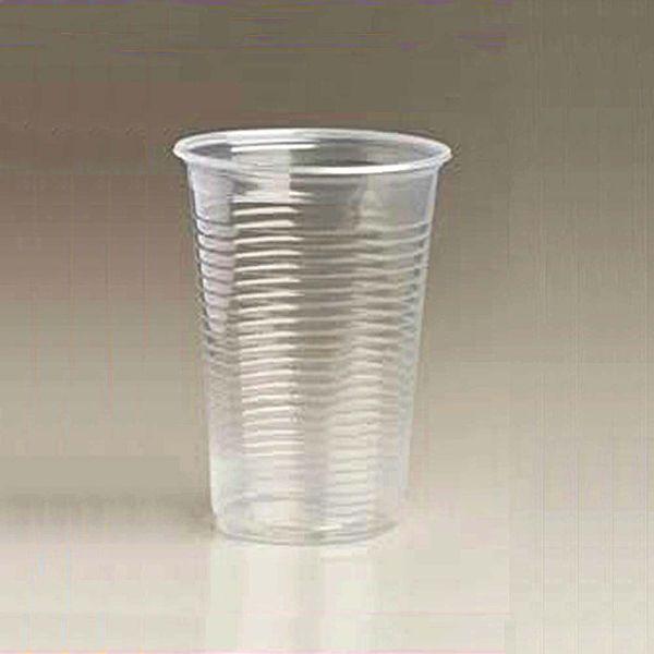 Copo Descartável para Água 200ml Transparente com 2.500 Unidades Altacoppo