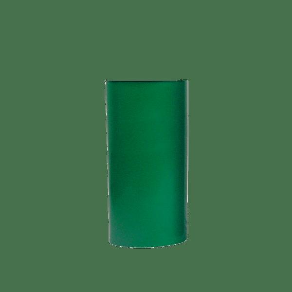 Cesto de Lixo Sem Tampa 23 Litros Verde Bralimpia