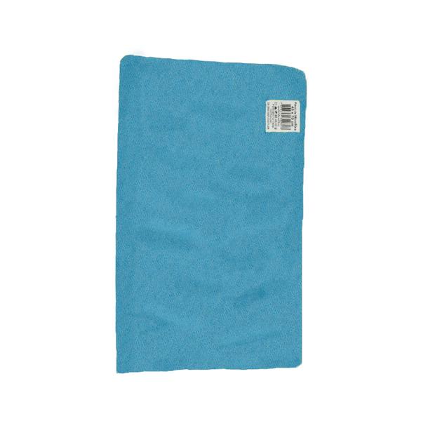 Pano de Microfibra 30x30cm Azul Bralimpia