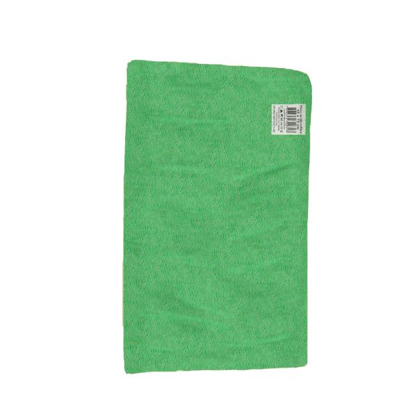 Pano de Microfibra 30x30cm Verde Bralimpia