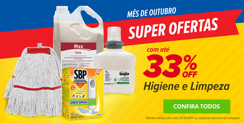 Oferta Higiene Out