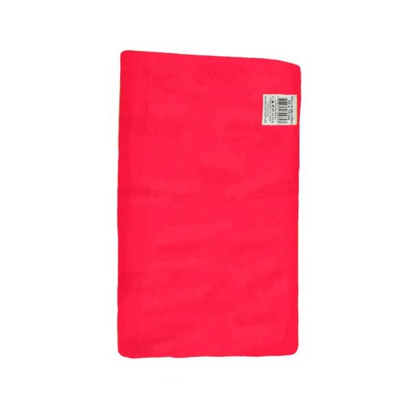 Pano de Microfibra 30x30cm Vermelho Bralimpia