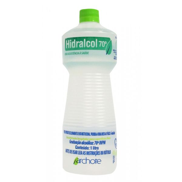 Álcool Líquido 70° Hospitalar Archote - 1 Litro