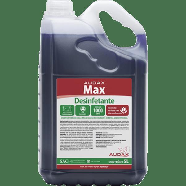 Desinfetante Floral 5 Litros Audax Max