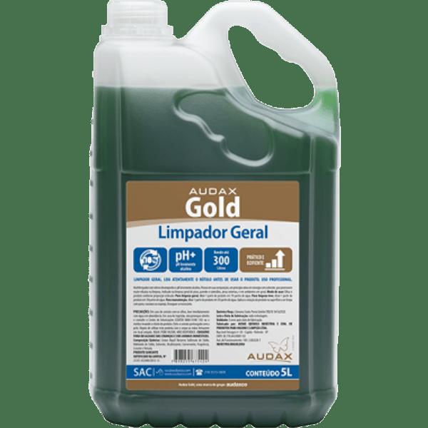 Limpador Geral 5 Litros Audax Gold