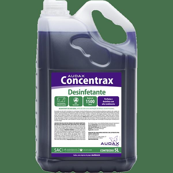 Desinfetante Floral 5 Litros Audax Concentrax