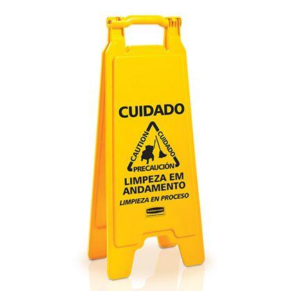 Placa-Sinalizadora-Limpeza-Em-Andamento-1707_0