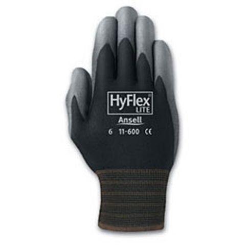 Luva Hyflex Nylon Pretacinza - Net Suprimentos 66a9f08146