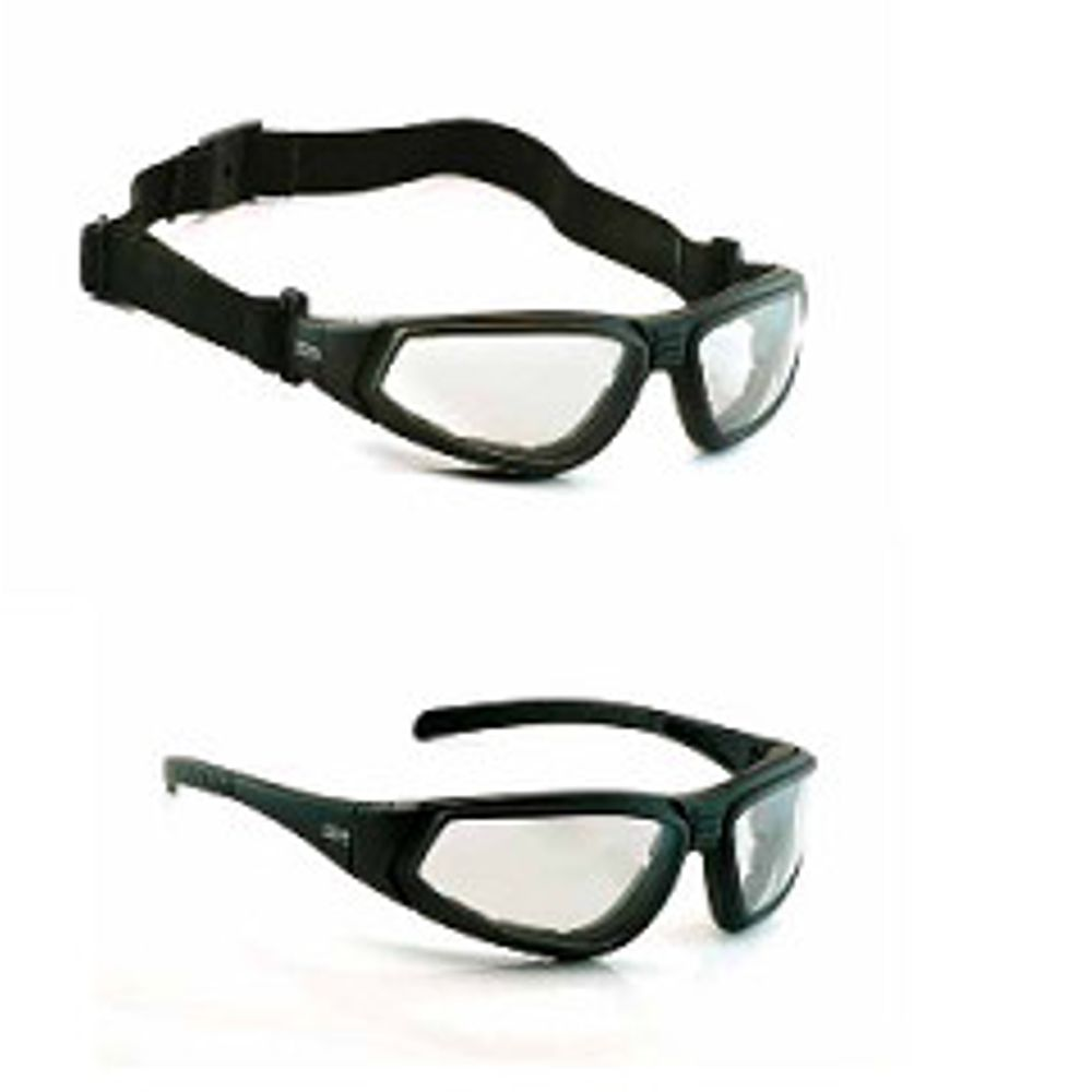 258b137aa Óculos de Proteção Albatros Lente Cinza com Tratamento AE MSA - Net ...