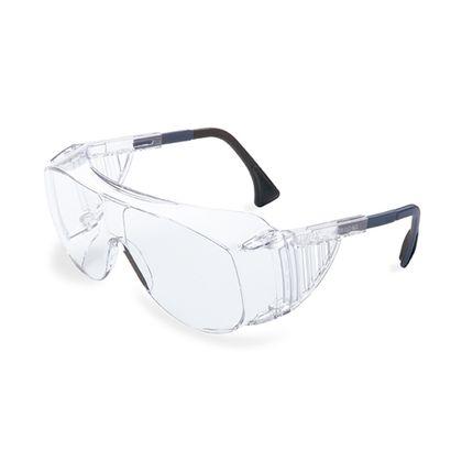 d054b31af5183 image-d17216643abf4018a084adea42f80d88 UVEX · Óculos de Proteção Ultraspec  2001 OTG Lente Incolor com Tratamento AE Uvex