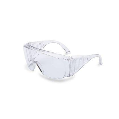 41f2a37facf76 image-f5bcfb8a112c451c9c669f71cda48390 UVEX · Óculos de Proteção Ultraspec  2000 Lente Incolor com Tratamento AE Uvex