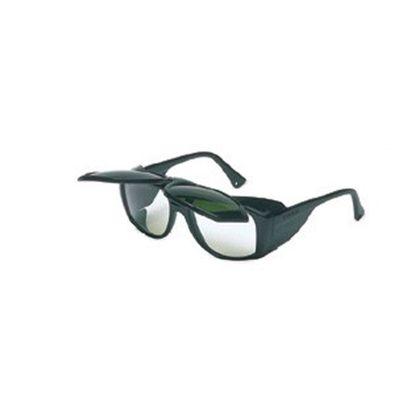 44dc3a2170446 image-f071fdb31a1c4d47ad61cd2e0c3c296d UVEX · Óculos de Proteção Horizon 5  UD Lente Verde com Tratamento AR e AE Uvex