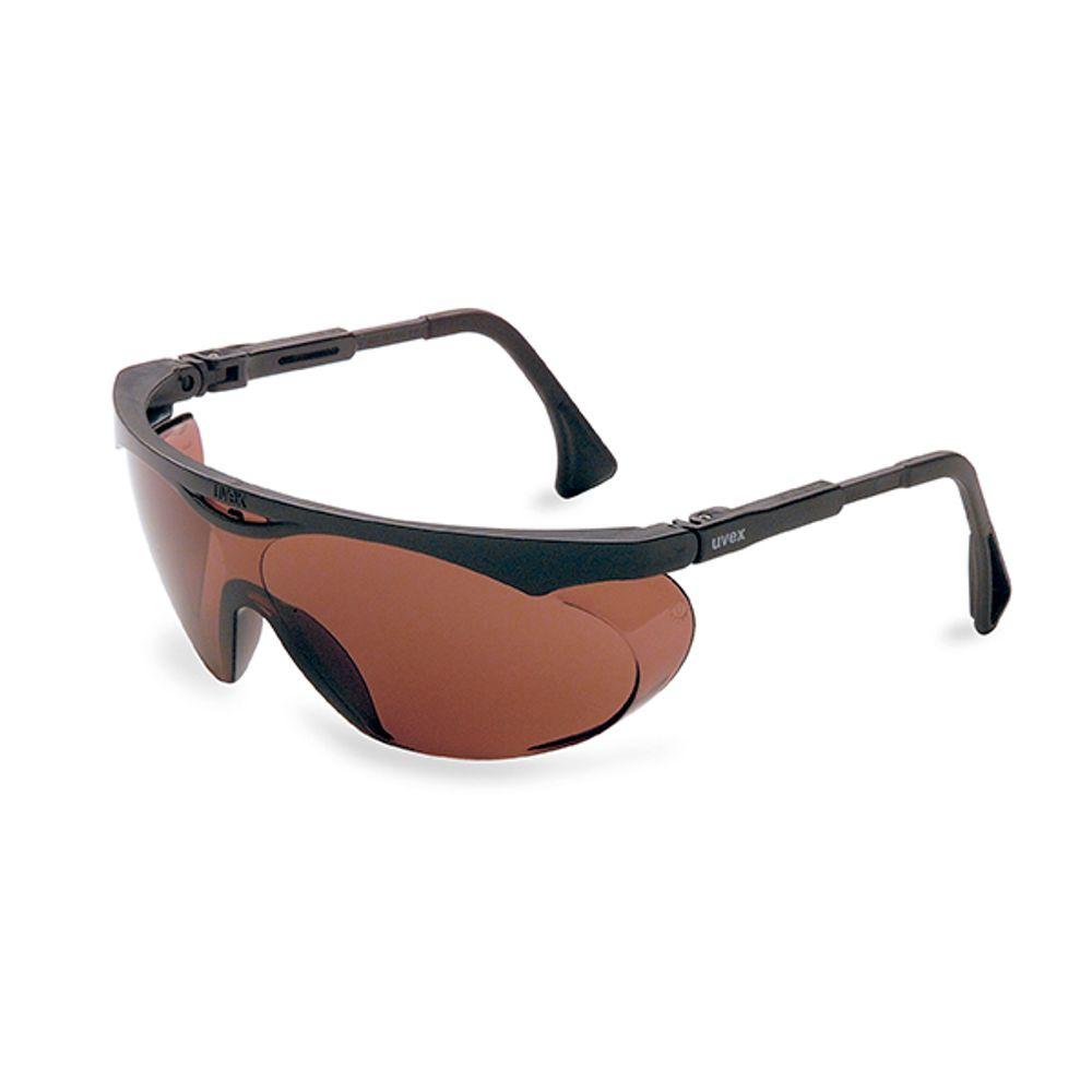 2a5be41f6ef1d Óculos de Proteção Skyper Lente Cinza com Tratamento AE Uvex - Net  Suprimentos