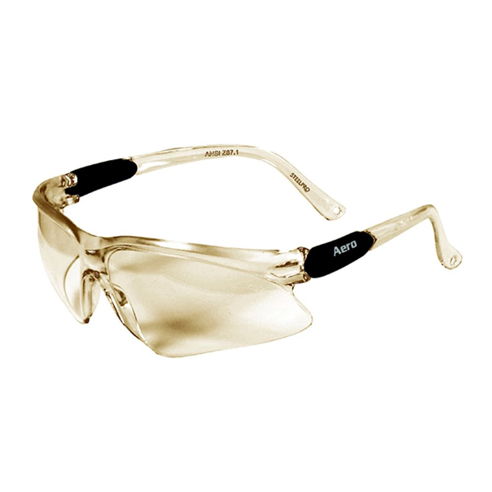 d4c111533699b Óculos de Proteção Aero Lente Espelhada Tratamento AR e AE Vicsa - Net  Suprimentos