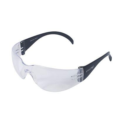 9da937e6e4c99 image-f73eb70d8c0347a7ae6e29346a0a9ec4 VICSA · Óculos de Proteção Spy Lente  Incolor com Tratamento AR e AE Vicsa