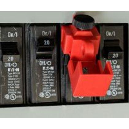 Bloqueio para Disjuntores Monopolares de 120/277 V Brady