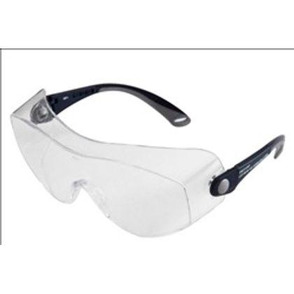 image-96dae93c05094f5f8f689827c34e667f SOFT · Óculos de Proteção Sobrepor  Lente Incolor ... 66d2507c2d