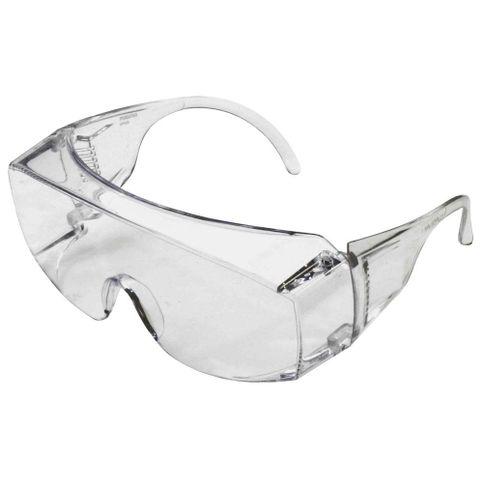 4b43865900628 Óculos de Proteção Sobrepor Persona Óptico Lente Incolor Tratamento AR e AE  Vicsa. image-9d7662b7c70443168bb8019521a89f18