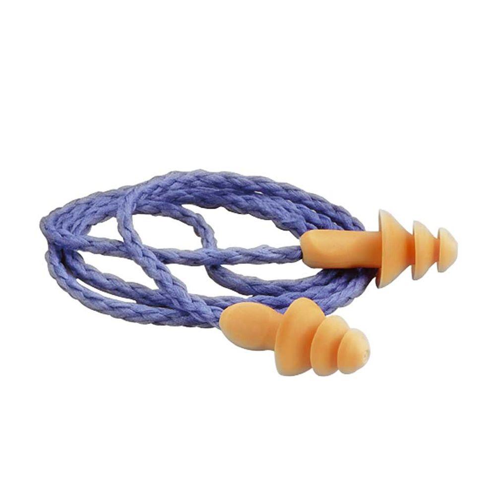 fb7ca616ee101 Protetor Auricular de PVC cordão de PVC 3M 1270P. 1271 Ear Plugs.  1271 Ear Plugs