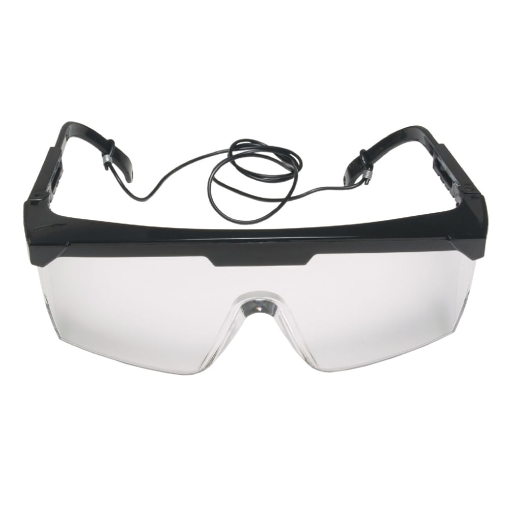 9b92ca59b5f43 Óculos de Proteção Pomp Vision 3000 Lente Incolor com Tratamento AR 3M -  Net Suprimentos