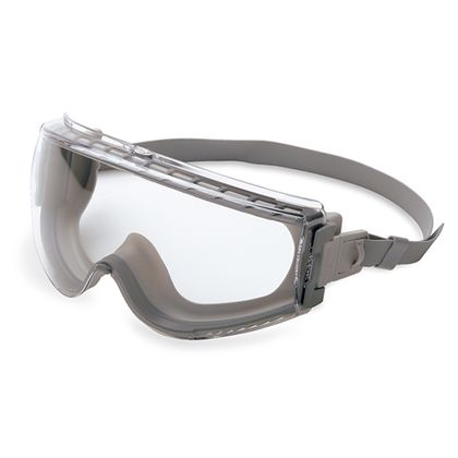 Óculos de Proteção Ampla Visão Stealth Lente Incolor com Tratamento AE  Uvex. s3960ci. Imagem do produto meramente ilustrativa f1c51a5cb9
