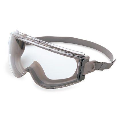 e02e2ab8c54a8 s3960c UVEX · Óculos de Proteção Ampla Visão Stealth Elástico em Neopreme Lente  Incolor com Tratamento AE Uvex