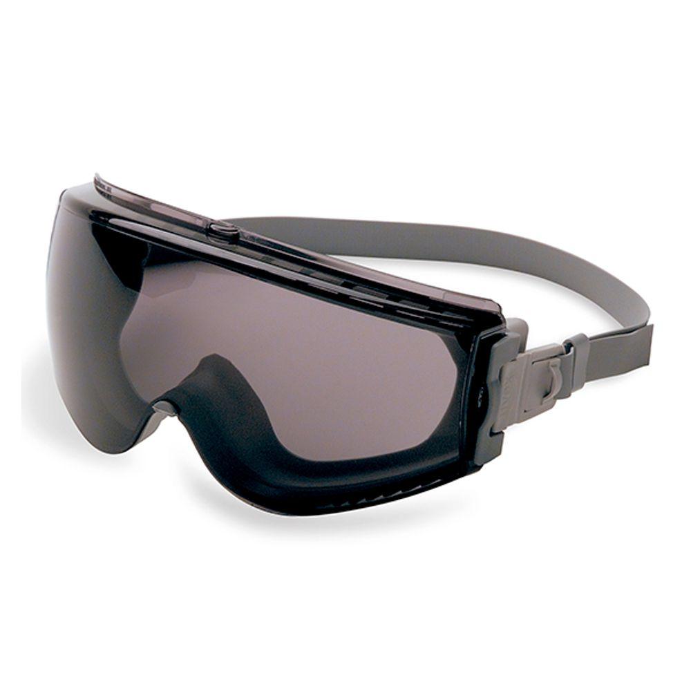 1bf11ec2b2673 Óculos de Proteção Ampla Visão Stealth Lente Cinza com Tratamento AE Uvex.  image-66dc360b5d8445748300034a9071abb5.  image-66dc360b5d8445748300034a9071abb5