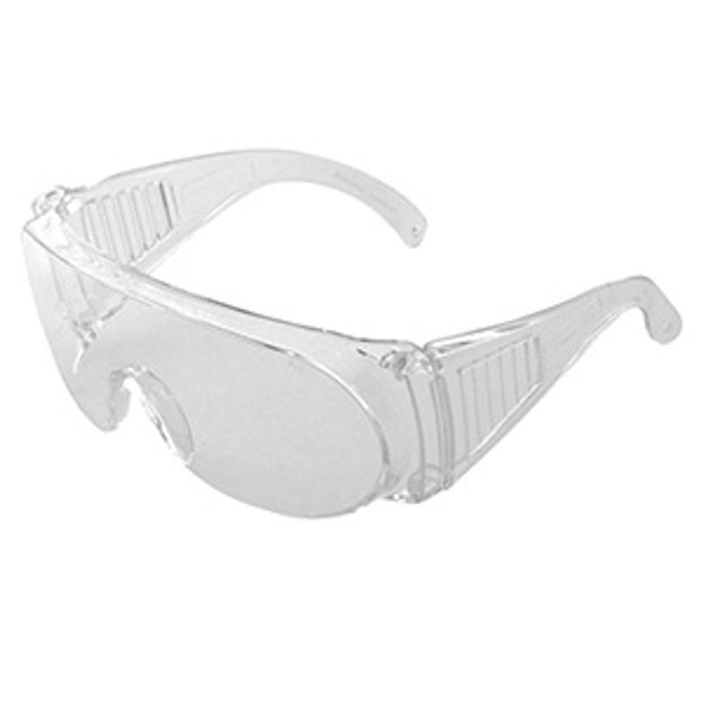 82d1a77d3dbaa Óculos de Proteção Lente Incolor com Tratamento AR Soft - Net ...