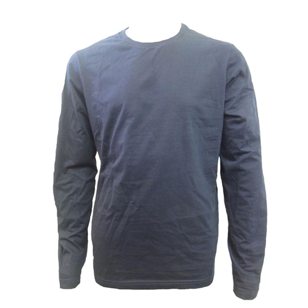 16d6ef44ce Camiseta Manga Longa Azul Marinho Insect Shield - Net Suprimentos