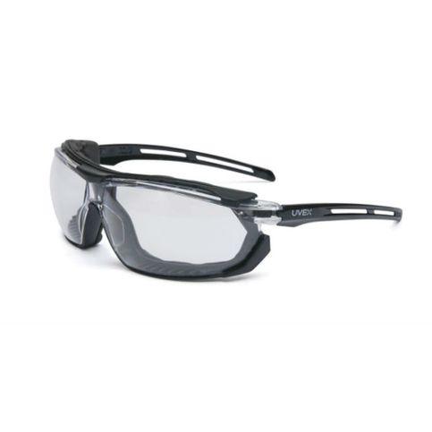 24cb871460e0f Óculos de Proteção Selado A1400 Lente Incolor com Tratamento AE Uvex ...