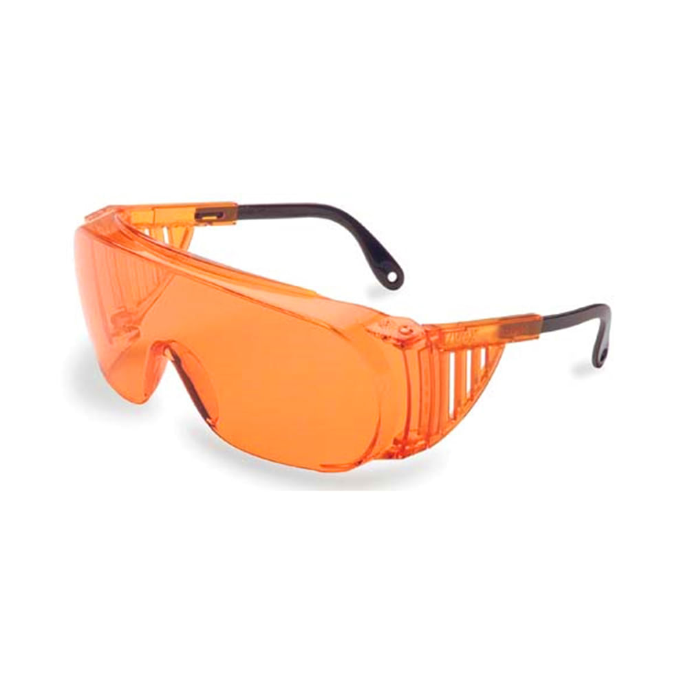 fbd9c33ce Óculos Bloqueador de Luz Azul com Lente Laranja UVEX.  image-4f601c41b6c84c399bd5b214535415da.  image-4f601c41b6c84c399bd5b214535415da