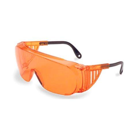 874840cf5e7da Óculos Bloqueador de Luz Azul com Lente Laranja UVEX - Net Suprimentos