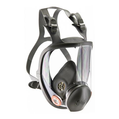Respirador Facial Inteira Série 6800 3M - Net Suprimentos 26017272d5