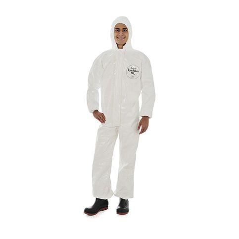 Macacão Tychem® SL 127T Dupont - Net Suprimentos fd253844c7