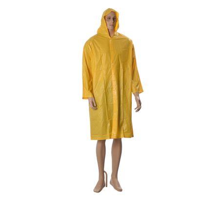 Capa de Chuva Laminado Amarela PROT-CAP