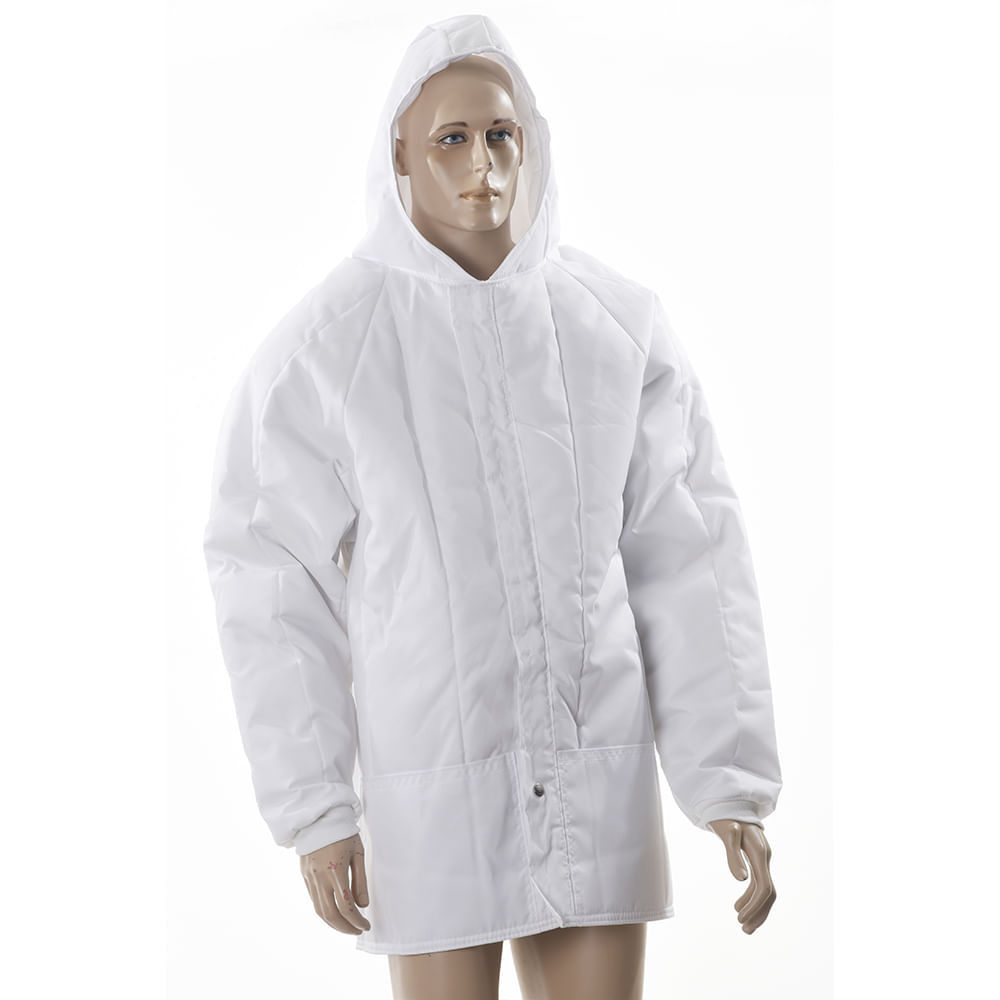 f556e4a0ba9d9 Japona Frigorifica Branca para Até -35° Graus Pamcold - Net Suprimentos