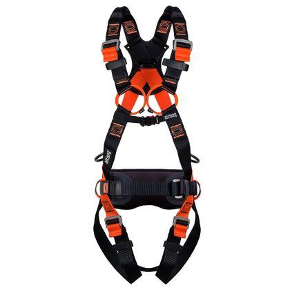 Cinturão Paraquedista Ergo Pro 4 Argolas Altseg