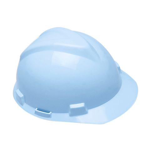 Capacete V-Gard Aba Frontal com Jugular MSA. 101mj-azul-pastel 863dce7ac6