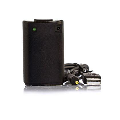 Bateria Recarregável e Carregador Para Controle Xbox 360 – Importado