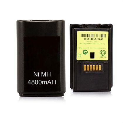 Bateria Recarregável Para Controle do Xbox 360 4800 MAH – Importado