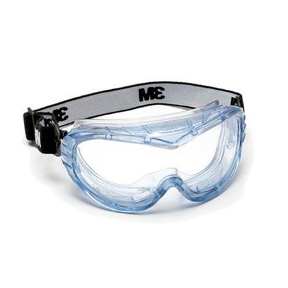 Óculos de Proteção Ampla Visão Fahrenheit Lente Incolor com Tratamento AE 3M