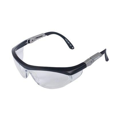 Óculos de Proteção Discovery Lente Incolor com Tratamento AR e AE Vicsa