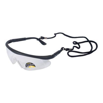 4e1540114 image-0b62d74909bc4ce1987f92604e3cc231 VICSA · Óculos de Proteção Eagle Lente  Incolor com Tratamento AR e AE Vicsa