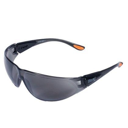 06ab60780 image-700ad5ee0b7347948456c2983c87c063 VICSA · Óculos de Proteção Runner  Lente Cinza com Tratamento AR e AE Vicsa