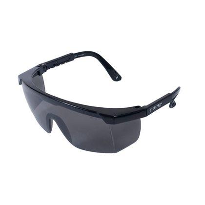 bae7ddebd image-cb3e0bc562bd431d80e1d3b2a33b4135 VICSA · Óculos de Proteção X-PRO  Lente Cinza com Tratamento AR e AE Vicsa