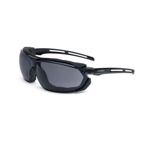 Óculos de Proteção Selado A1400 Lente Cinza com Tratamento AE Uvex ... 587fb6bcdd